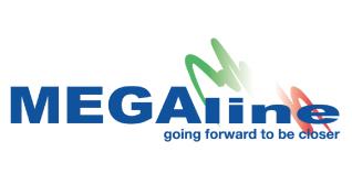 Logo de la marque Megaline