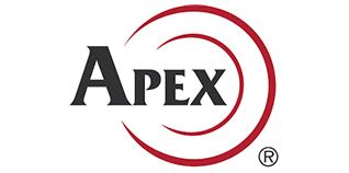 Apex logo retex store