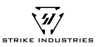 Strike Industries logo tex store